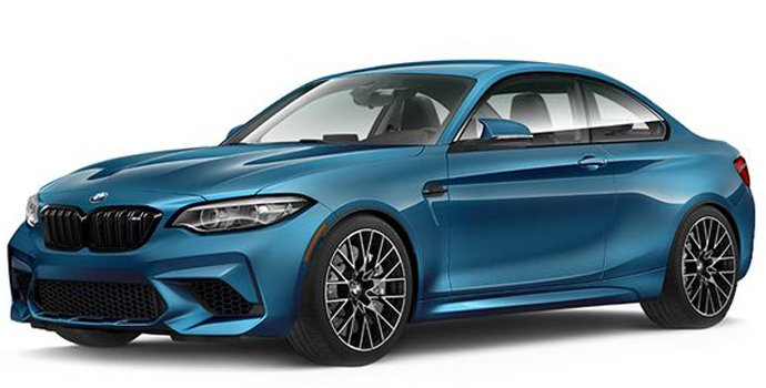 BMW M2 Competition 2021 Price in China