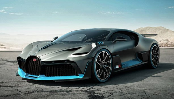 Bugatti Divo 2020 Price in Egypt