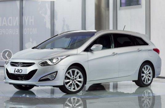 Hyundai i40 2.0 GDi GL Price in New Zealand