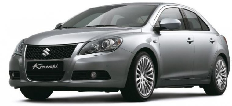 Suzuki Kizashi Sport Price in Europe
