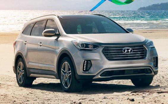 Hyundai Santa Fe 2.4 MPi Price in Kuwait