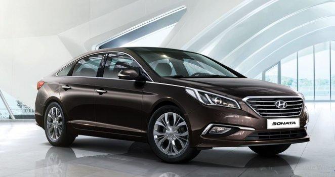 Hyundai Sonata 2.4L Price in Kuwait
