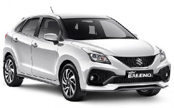 Suzuki Baleno Auto 2020 Price in Spain