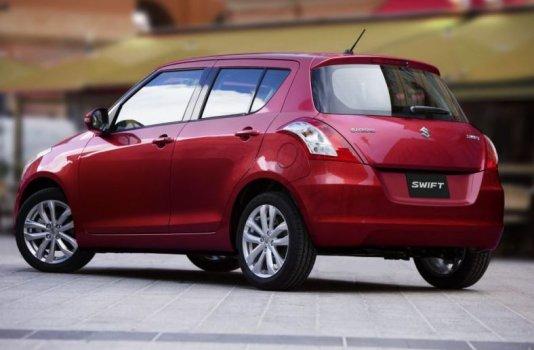 Suzuki Swift GLX Price in Japan