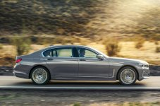 BMW 7 Series 750Li xDrive 2019