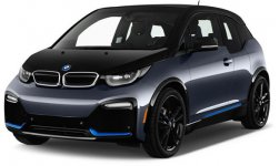 BMW i3 with Range Extender 2019