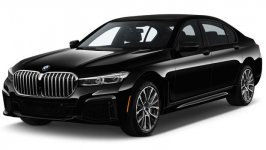 BMW 7 Series M760i xDrive 2020