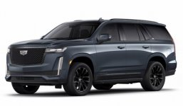 Cadillac Escalade ESV Premium Luxury Platinum 4WD 2021