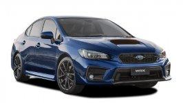 Subaru WRX Sedan 2022