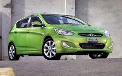 Hyundai Accent 1.4L Hatchback