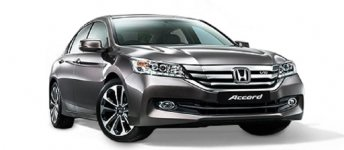 Honda Accord 2.4 EX-A 2017