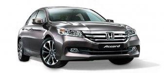 Honda Accord 2.4 EX-B 2017
