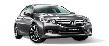 Honda Accord 3.5 EX 2017