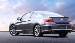 Honda Accord Coupe 3.5 EX 2015