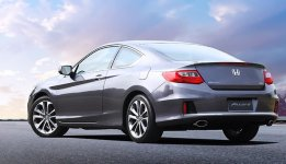 Honda Accord Coupe 2.4 EX 2015