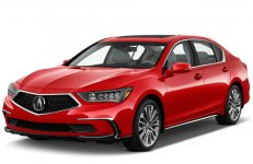 Acura RLX Sedan Sport Hybrid w/Advance Pkg 2020