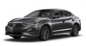 Acura ILX Premium & A-Spec Package 2021