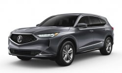 Acura MDX 3.5L with A-Spec Package 2022