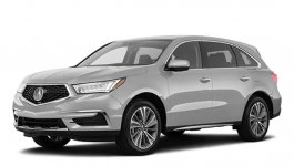 Acura MDX 3.5L with Technology Package 2021