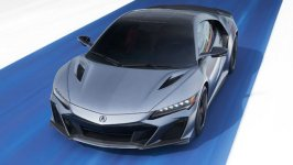 Acura NSX Type S Coupe 2022