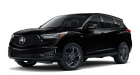 Acura RDX A-Spec Package 2022