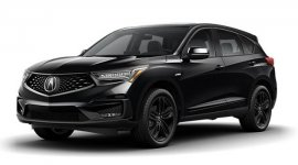 Acura RDX SH-AWD with A-Spec Package 2021