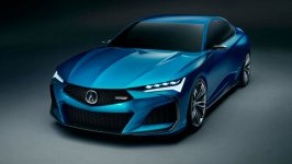 Acura TLX Type S 2023