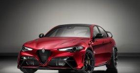 Alfa Romeo Giulia GTA Sedan 2023