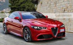 Alfa Romeo Giulia GTV 2021