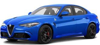 Alfa Romeo Giulia Ti Lusso 2020