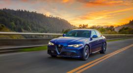 Alfa Romeo Giulia Ti Lusso AWD 2019