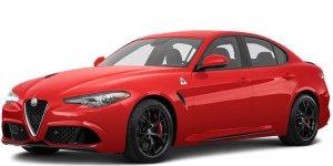Alfa Romeo Giulia Ti Sport Carbon AWD 2020
