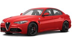 Alfa Romeo Giulia Ti Sport Carbon 2020