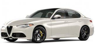 Alfa Romeo Giulia Ti Sport AWD 2020