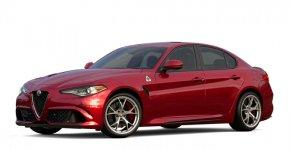 Alfa Romeo Giulia Quadrifoglio 2022