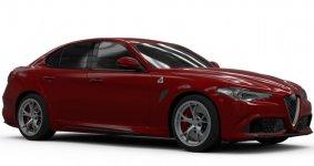 Alfa Romeo Giulia Quadrifoglio 2021