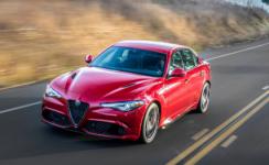 Alfa Romeo Giulia Sport AWD 2019