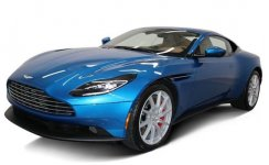 Aston Martin DB11 V8 Coupe 2020