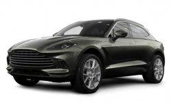 Aston Martin DBX AWD 2021