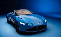 Aston Martin V8 Vantage Roadster 2021