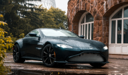 Aston Martin Vantage Coupe 2019