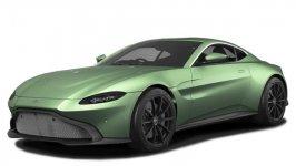 Aston Martin Vantage Coupe 2020