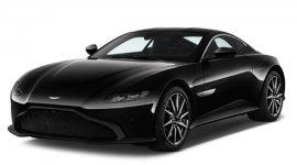 Aston Martin Vantage V8 Coupe 2021