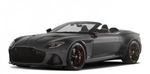 Aston Martin DBS Superleggera Volante 2022