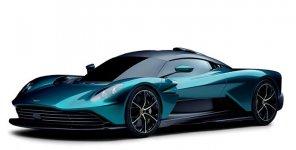 Aston Martin Valhalla 2023