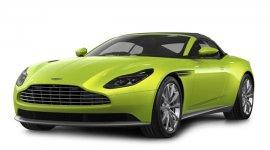Aston Martin DB11 V8 Volante 2021