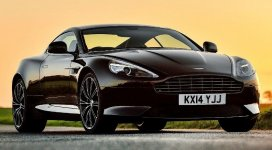 Aston Martin DB7/DB9 DB9 Carbon Edition