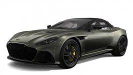 Aston Martin DBS Superleggera Volante 2021