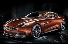 Aston Martin Vanquish V 12