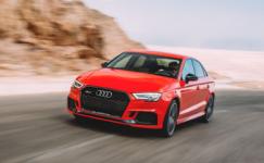 Audi A3 Komfort 2.0 TFSI Sedan 2019